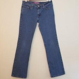 Levi's Superlow Boot Cut 518 Jeans